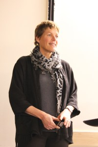 Liv Arnesen visited the Seattle area. Photo: Christy Olsen Field.