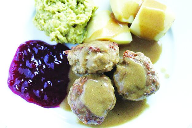 Photo: Whitney Love Kjøttkaker, Norway's answer to the Swedish meatball.