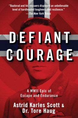 defiant courage