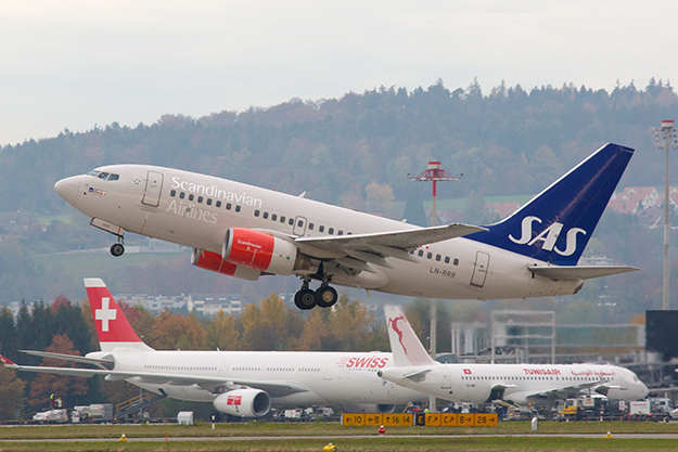 Photo: BriYYZ / Wikimedia Commons SAS is committed to preventing Ebola from taking off.