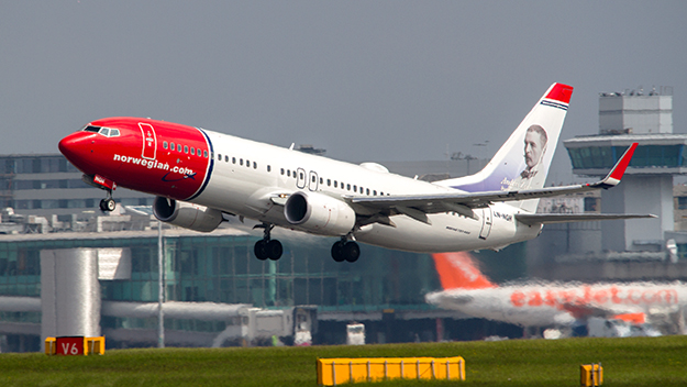 Photo: RHL Images / Wikimedia Commons Norwegian cabin crews and more pilots are poised to strike unless a resolution is reached.