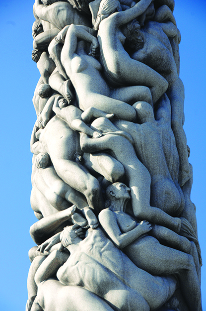 Photo: Nancy Bundt / Visitnorway.com / Vigeland-museet / BONO