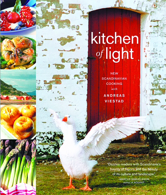 Photo: Mette Randem Kitchen of Light is available from online retailers, including Amazon.