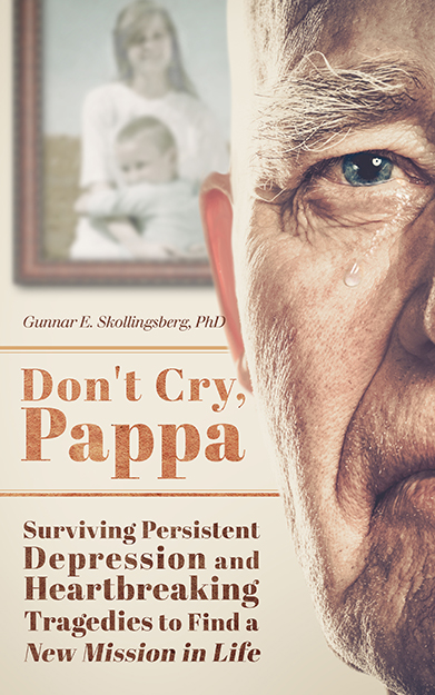 Dont cry papa - ebook