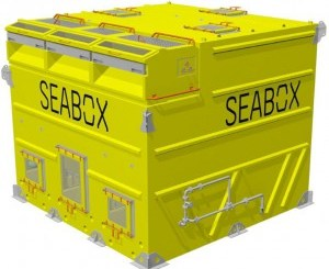 A Seabox box which offers integrated subsea system for treatment and injection of seawater.