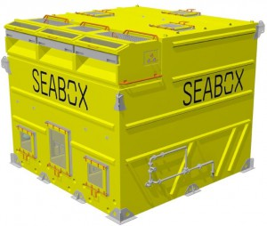 Seabox's SWIT technology is an integrated subsea system for treatment and injection of seawater.
