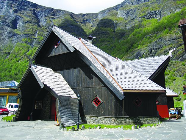 Photo: Bernt Rostad / Flickr Flåm's Ægir Bryggeri combines beer and Norse mythology.