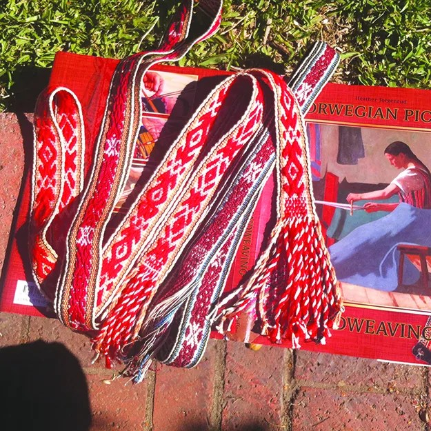 Photo: Judith Gabriel Vinje Sturdy and gorgeous woven bands have a myriad of uses.