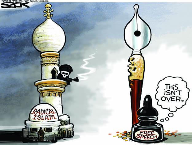 Cartoon: Steve Sack