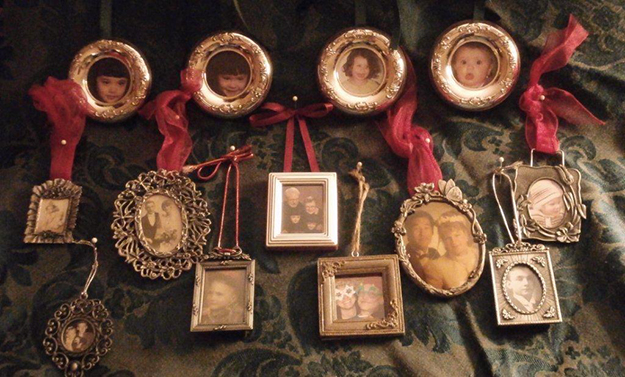 Photo: Shelby Gilje An assortment of ornaments tells the story of a family.