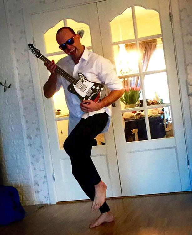 Photo courtesy of Sarpsborg Kommune All of Sarpsborg is ready to celebrate its millennium, including Mayor Sindre Martinsen-Evje.