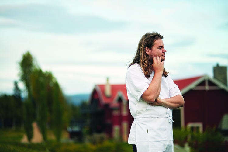 Photo: Erik Olsson / courtesy of the Nordic Heritage Museum Magnus Nilsson will headline the culinary conference. Passes go on sale soon!