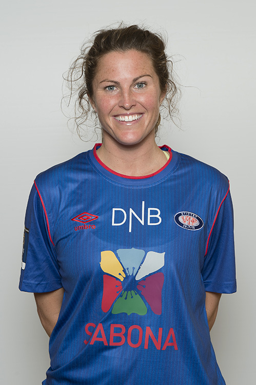 Photo: Digitalsport  Kelsey Hood, midfielder.