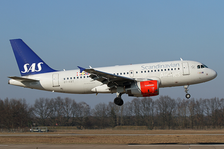Photo: Björn Strey / Wikimedia Commons  SAS flights will soon be taking off in more places.