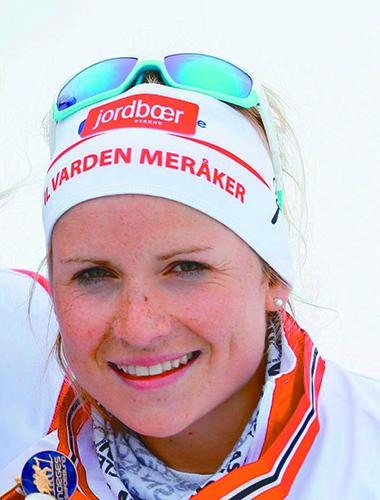 Photo: Terje Bendiksby / Aftenposten Marthe Kristoffersen.