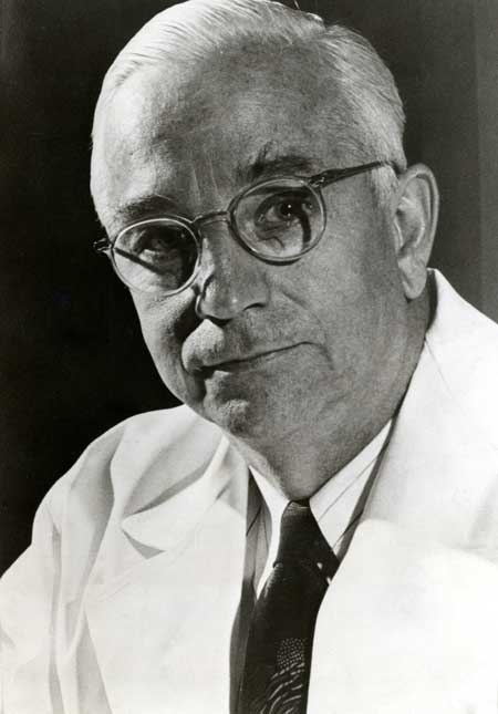 Photo: ACS Dr. Owen Wangensteen
