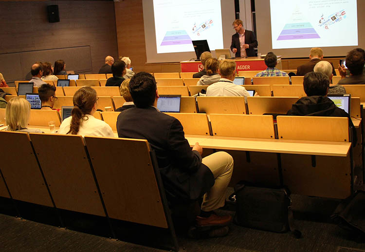 Photo: Ilan Kelman CIEM hosts an international crisis research conference.