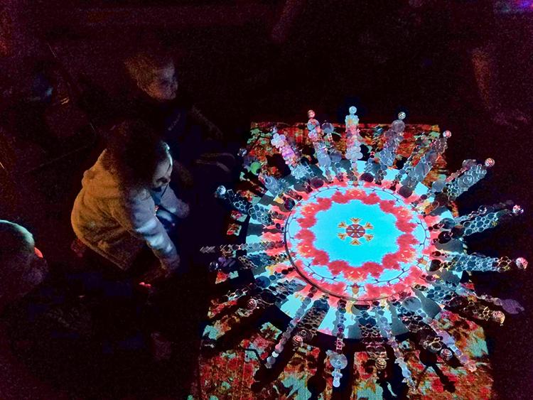 """Kaleidoscope"" by Liliane Blom"