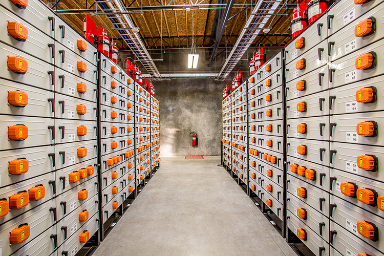 Convergent storage system in Salem, Oregon