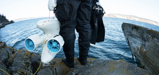 Blueye underwater drone