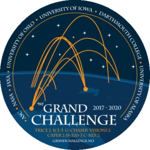 Sticker for the Grand Challenge Initiative.