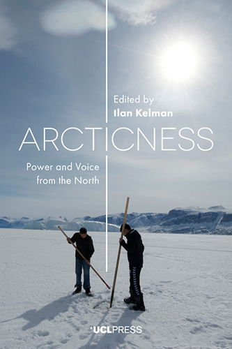 Arcticness book cover.