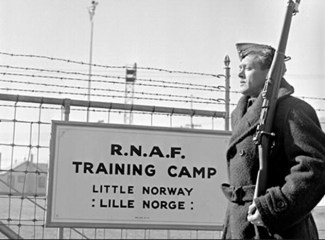 Exile Air: Soldier at Little Norway