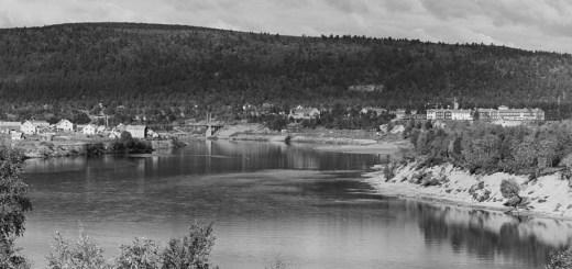 Fottur i Finnmark: Karasjok
