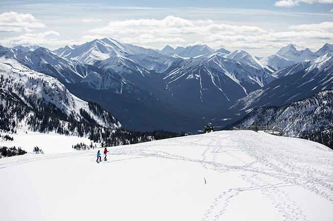 Canadian ski resorts: Banff