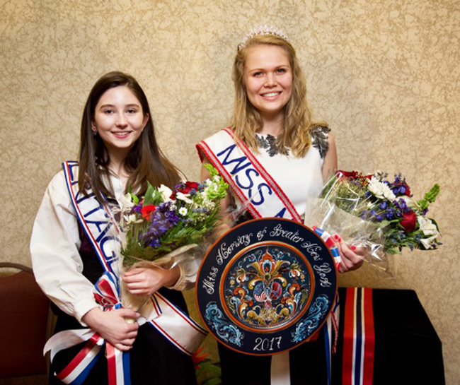 Miss Norway of Greater New York