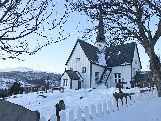 Oppdal Church
