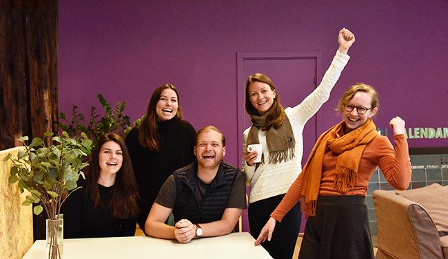 digital transformation team spirit