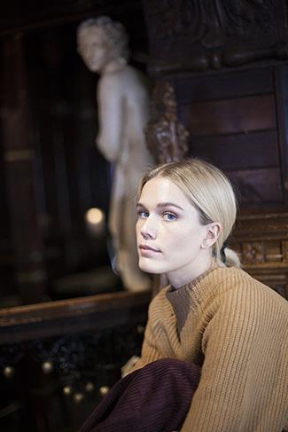 Anniken Jess Iversen, or Anana