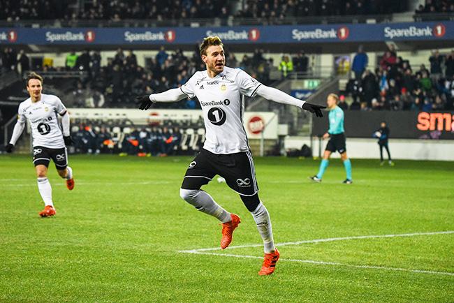 Rosenborg - Nick Bendtner