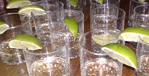 Bonanza of tequila