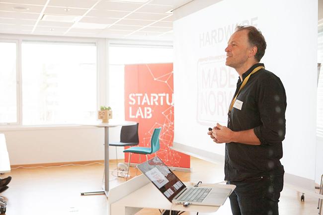 Per Einar Dybvik - Startup Lab