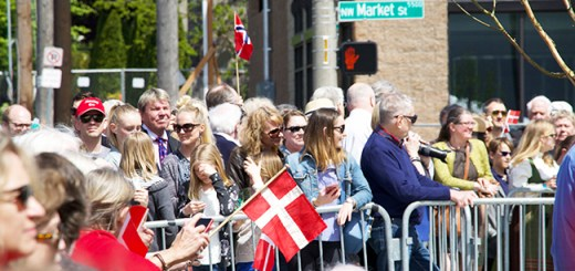 Nordic Museum opening - crowd