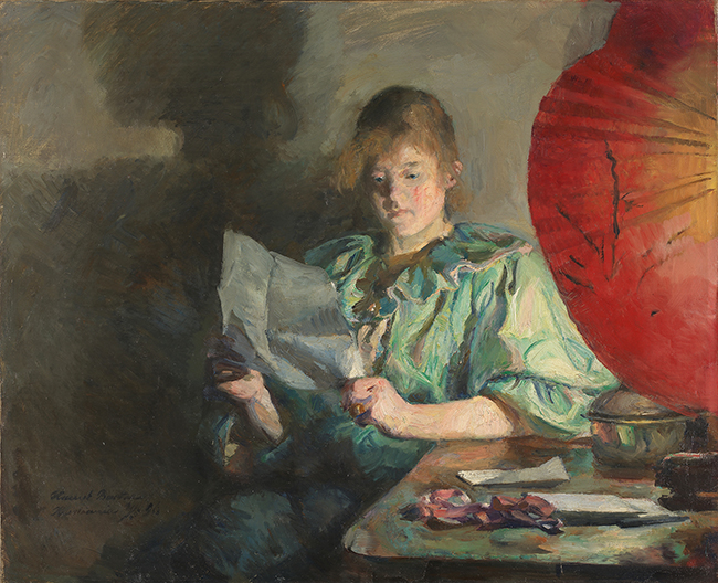 Nordic Impressions - Harriet Backer