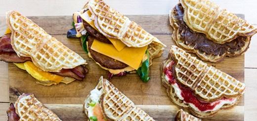 Nordic Waffles