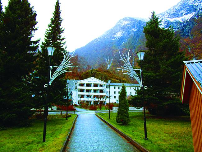 Norway in a Nutshell - Fretheim Hotel