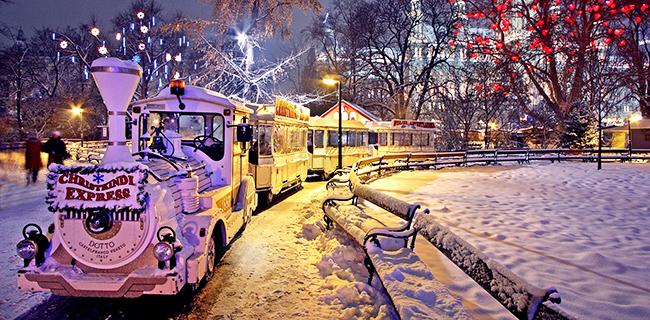 Weihnachtsmarkt Oberammergau.Christmas The European Way The Norwegian American