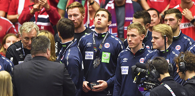 Norway's men's handball
