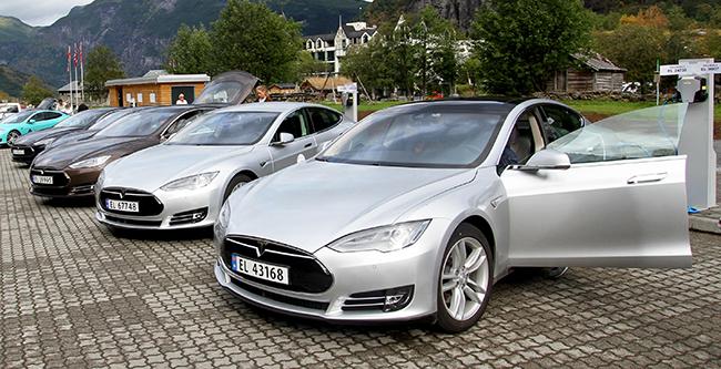 Norway Is Tesla S Top Per Capita Market The Norwegian American