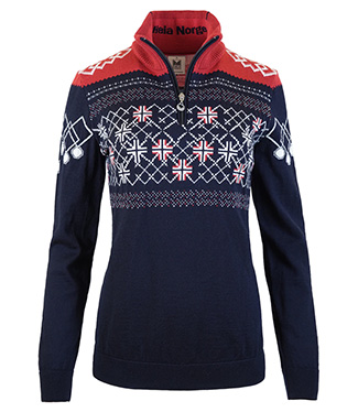 Podium sweater
