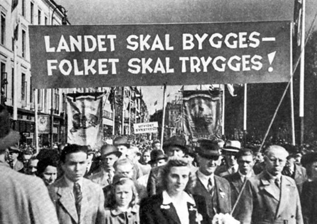 norwegian labor