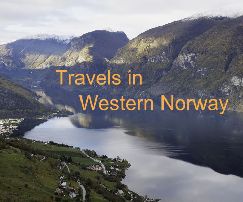 Travels in Western Norway