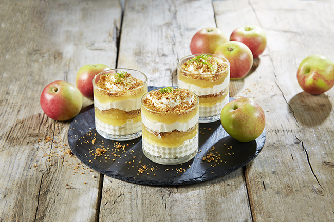 Norwegian apples recipes