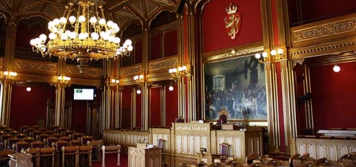 Norwegian national parliament