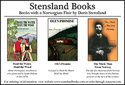 Stensland Books