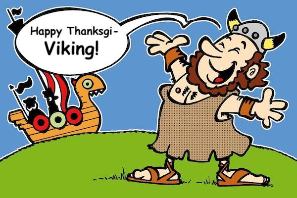 Viking Canadian Thanksgiving
